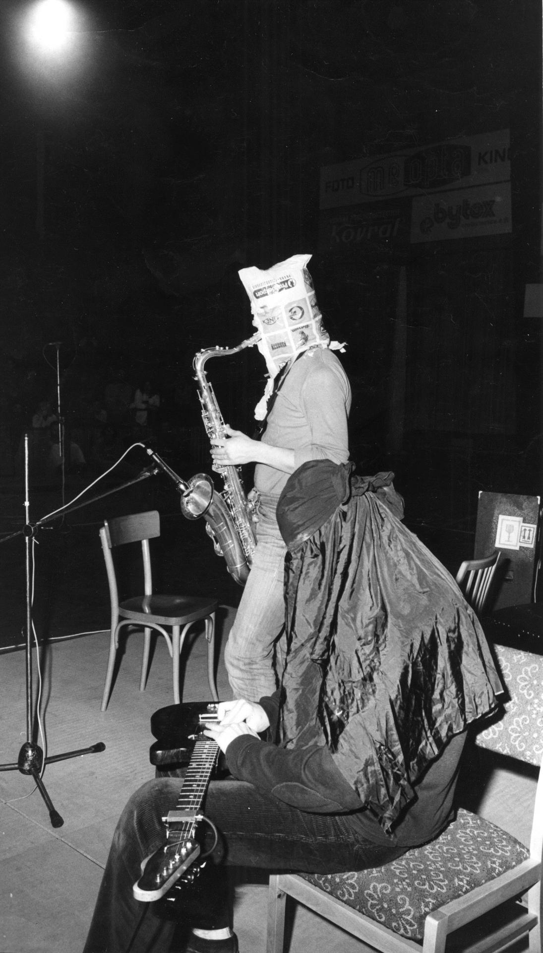 Kilhets, IX Pražské jazzové dny (Praskie dni jazzowe), 1979, foto: Jiří Kučera, dzięki uprzejmości Mikoláša Chadimy