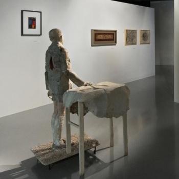 Widok na ekspozycję