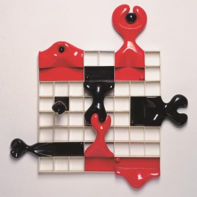 Krystyna Gorazdowska, Na zakręcie, przed 1937 (fragment).
