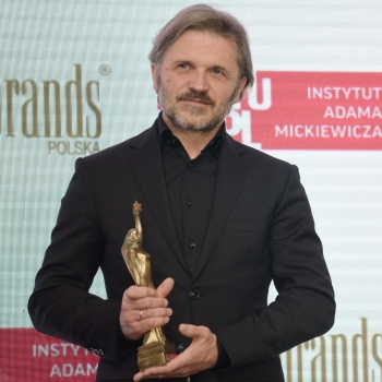 Dyrektor Muzeum Sztuki w Łodzi Jarosław Suchan, fot. B. Syta