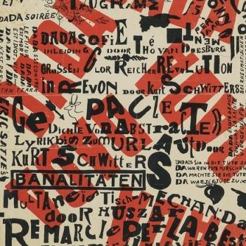 Theo van Doesburg, Kleine Dada Soirée, Mały Wieczór Dada,  Small Dada Soirée, 1922