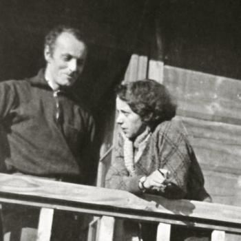 Katarzyna Kobro, Władysław Strzemiński, Wisła, 1933, Muzeum Sztuki in Łódź, Museum's archives