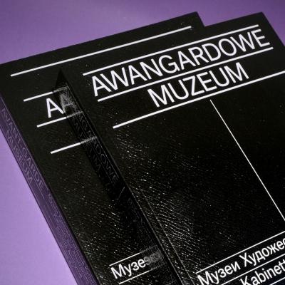 """Publikacja """"Awangardowe muzeum"""", fot. M. Augustyniak"""