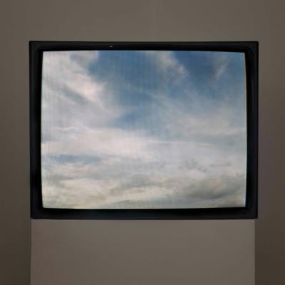 Sky TV for Washington Yoko Ono, 1966/2014. Closed-circuit video. Installation dimensions variable. Joseph H. Hirshhorn Purchase Fund, 2016