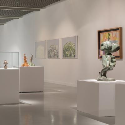 Widok wystawy, fot. A. Zagrodzka