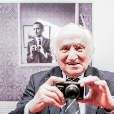 Richard Demarco, fot. Marcin Oliva Soto