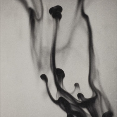 """Fortunata Obrąpalska, """"Przekleństwo"""" , 1947, fotografia (fragment)"""