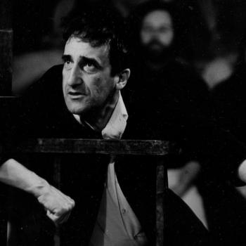 Tadeusz Kantor na Edinburgh International Festival  Atelier 72 1972 (36) z archiwum Muzeum Sztuki w Łodzi