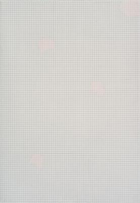 "Milan Grygar,  ""Partytura"", rysunek, 1973, Muzeum Sztuki w Łodzi"