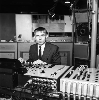 Eugeniusz Rudnik, fot. Andrzej Zborski, 1962–1972. Dzięki uprzejmości Muzeum Sztuki Nowoczesnej w Warszawie.
