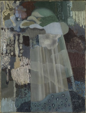 Karol Hiller, Deszcz, 1934