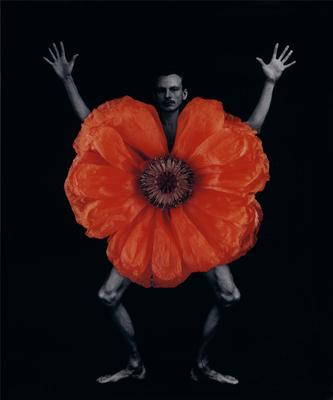 """Zofia Kulik """"Libera and Flowers no.1"""""""