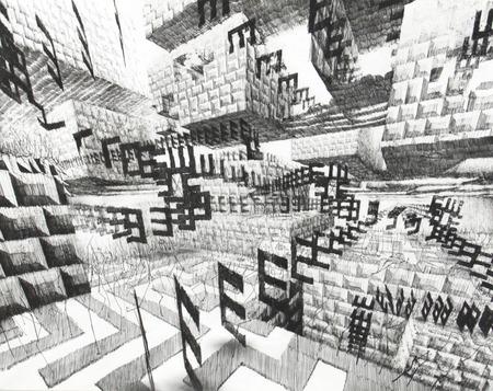"""Viktor Timofeev, """"Sentient Presents"""", 2013, dzięki uprzejmości artysty"""