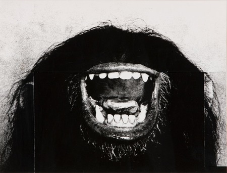 "Roman Cieślewicz (1930 –1996), ""Monstre I / Monster I"", 1985-1986, photomontage, 33 × 42.5 cm, collection of Antoine de Galbert, Paris"
