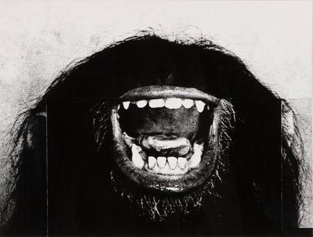 "Roman Cieslewicz, ""Monstre I"", 1985-1986, Kolekcja Antoine de Galberta, Paryż"