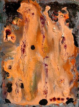 Józef Robakowski, Foto - malarstwo (seria z 1976) r., dzięki uprzejmości artysty.
