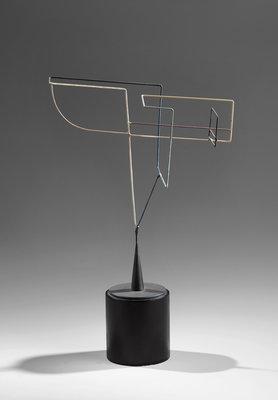 """Teodor Roszak, """"Konstrukcja przestrzenna"""", 1934, Muzeum Narodowe w Warszawie, fot. Piotr Ligier"""
