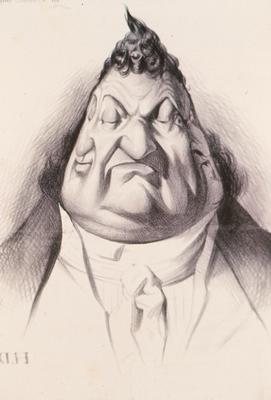 Marcel Broodthaers, Caricatures-Grandville, slideshow © Estate Marcel Broodthaers, Brussels