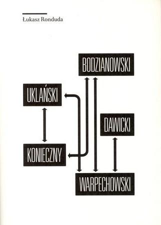 Warpechowski, Konieczny, Uklański, Bodzianowski. Warpechowski, Dawicki