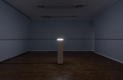 "Kitty Kraus ""Untitled (Lightbox)"", 2012"