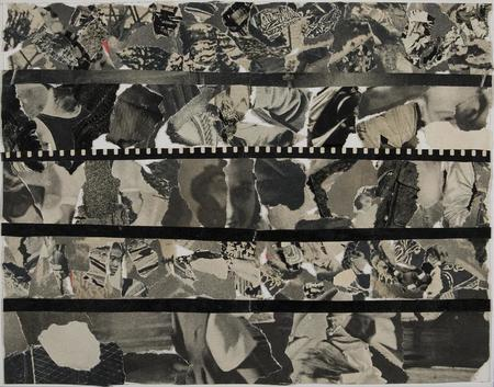 "Jadwiga Maziarska, ""xxx"", 1948 - 1960, carton, newspaper photograph"