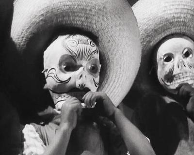 Siergiej Eisenstein, Grigorij Aleksandrow, Niech żyje Meksyk!, 1931, film