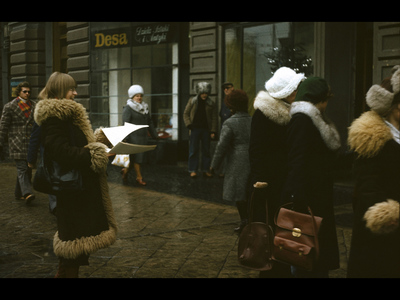 Galeria Sztuki Najnowszej, Przyłączcie się do naszego protestu przeciwko produkcji bomby neutronowej 1977, CC Lech Mrożek