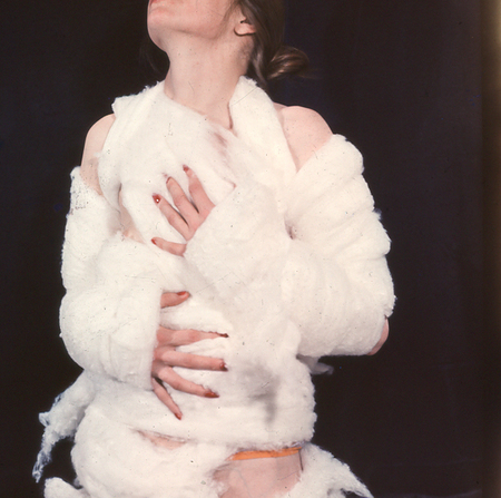 "Teresa Tyszkiewicz, ""Cotton Wool"", 1981, colour photograph, courtesy of the artist"