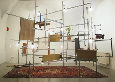 Megashelter, 2011, collection of MUDAM, Luxembourg