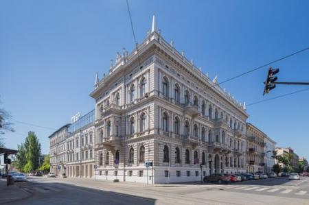 Pałac Maurycego Poznańskiego, ul. Więckowskiego 36, fot. R. Tomczyk