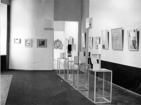 The Neoplastic Room in 1966