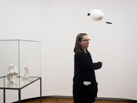 Wystawa Poruszone ciała. Choreografie nowoczesnośći