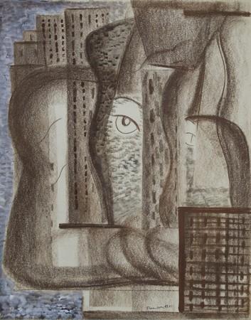 Teresa Żarnower, bez tytułu, 1943