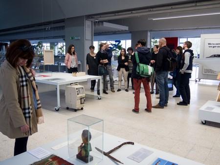 wizyta MS CLUB w Muzeum Sztuki Nowoczesnej w Warszawie