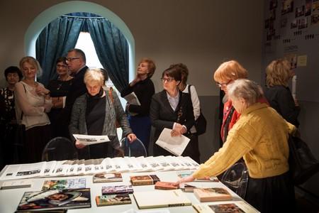 Wystawa Salon de Fleurus