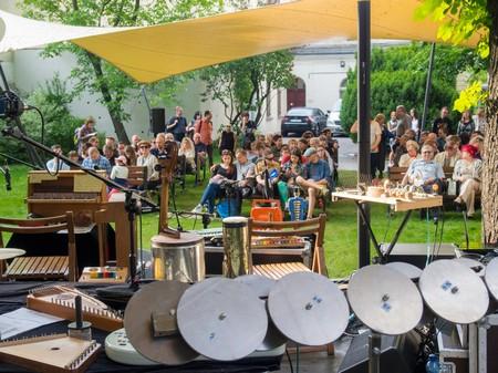 Wystawa Ćwiczenia w autonomii - oczekiwanie na koncert Małych Instrumentów