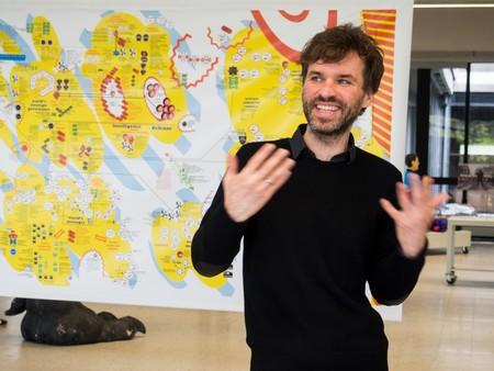 Sebastian Cichocki - kurator wystawy