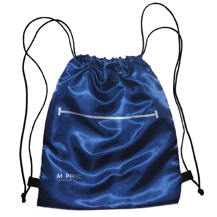 Plecak 1 MPH. Granatowy