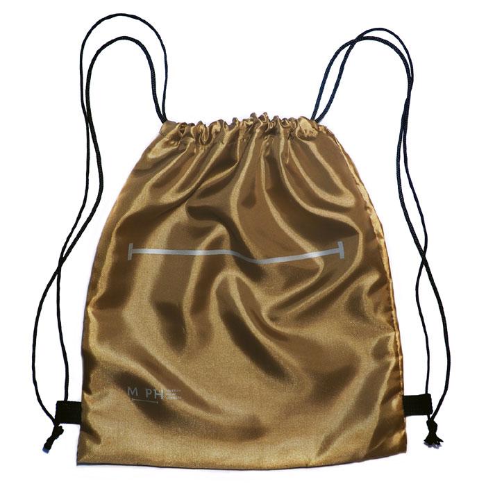 Plecak 3 MPH. Złoty