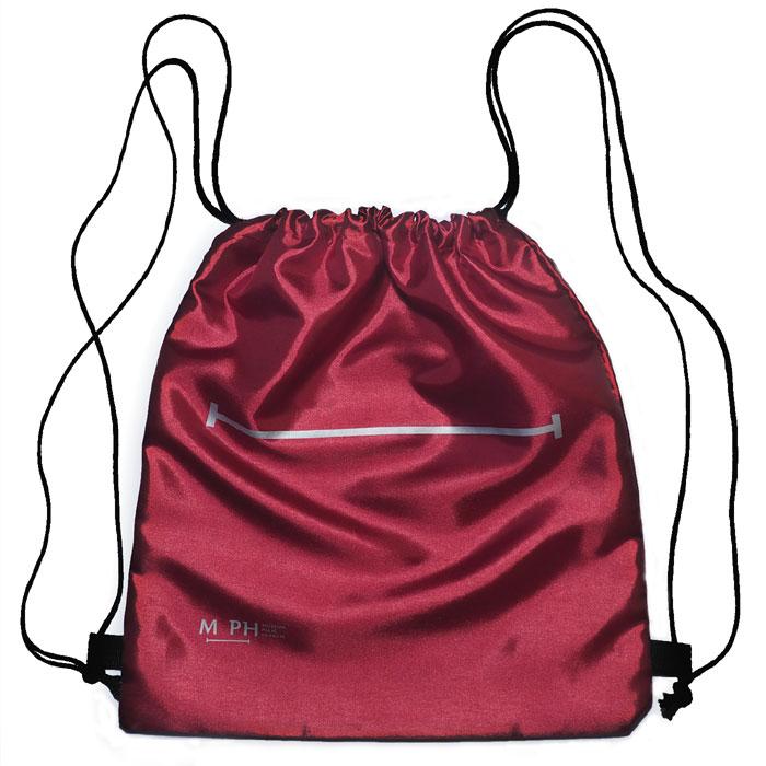 Plecak 2 MPH. Czerwony